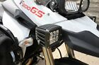 PIAA Auxiliary Light Mount (BMW F650GS/F800GS Twin)