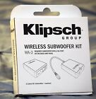 Klipsch WA-2 Wireless Subwoofer Kit (for select Klipsch, Mirage, and Jamo subs)