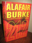 SIGNED 1st Edition 212 Alafair Burke MYSTERY Crime FICTION First Printing NOVEL