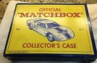 VINTAGE 1966 OFFICIAL MATCHBOX COLLECTOR'S CASE #41. LESNEY PRODUCTS