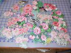 LOT OF 110 FLAT PIECES FLOWERS AND BIRDS Anna Griffin EMBELLISHMENTS LOT 2
