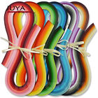 JUYA Paper Quilling 36 Colors540mm Length5mm width720 strips total