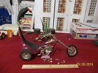 Monogram KING CHOPPER • Tom Daniel 1/8 Scale Show Cycle Trike with CONDOR 1969