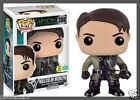 FUNKO POP 2016 SDCC Arrow #350 Malcolm Merlyn San Diego Comic Con Exclusive