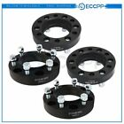 4Pc 125 6x55 6x1397 HubCentric Wheel Spacers For Toyota FJ Cruiser 2007 2017