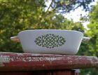 Vintage Corning Ware Avocado Green Promotional Shell Medallion P41 Petite Pan