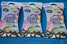 3X My Little Pony Cards Collectible game Absolute Discord 3X Booster Pack