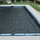 Harris Pool Products Mesh Winter Cover for Inground Rectangular Pools