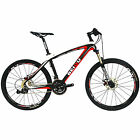 BEIOU Hardtail Mountain Bike 26 Shimano 27 Speed Complete Carbon MTB CB014A
