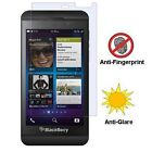 BLACKBERRY Z10 ANTI FINGERPRINT ANTI GLARE SCREEN PROTECTOR LCD COVER FILM GUARD