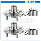 Pair Fits Saturn SC1 SC2 SL SL1 SL2 SW1 SW2 Base 19L Front Wheel Bearing