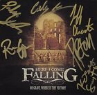 Here I Come Falling - Oh Grave, Where Is Thy Victory (CD, 2008) Signed by band