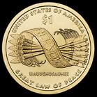 2010 P Sacagawea Native American Dollar US Mint Coin About Uncirculated
