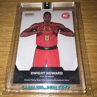 2016 Panini Instant NBA DWIGHT HOWARD 1st HAWKS Card Serial 1 1 BLACK ONLY1 MADE