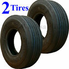 TWO 13x5.00-6 13/500-6 Riding Mower TIRES fit some Hustler Cub Cadet Toro eXmark