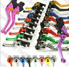 CNC Clutch Brake Lever For Ducati 1098/ S/ Tricolor 1199 MONSTER 400 620 695 696