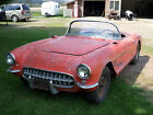 Chevrolet Corvette 1957 chevrolet corvette 283 hp fuel injection 4 speed positraction f 709 el stamped