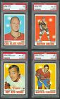 1970-71 Topps Complete Set NM To MINT PACK FRESH 21 PSA GRADED