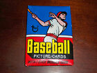 Vintage 1977 Topps Baseball Card Unopened Wax Pack