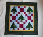 15 Square Quilt Block Handmade Finished