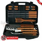 BBQ Set 18 Piece Stainless Steel Outdoor Barbecue Grill Cooking Utensils Tools
