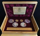 2008 Beijing Olympic Coin Series 1 Gold and Silver 6 Coin Set