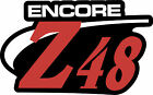 Encore Mower Decal Fits 48 Z Two Decals Included