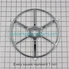 GE Microwave Oven Turntable Support Roller Assembly WB06X10315
