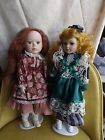 Victorian Porcelain Doll Knightsbridge Collection