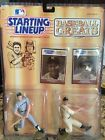 1989 Starting Lineup Baseball Greats Mickey Mantle Joe DiMaggio New Yankees