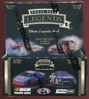 2012 PRESS PASS LEGENDS RACING SEALED HOBBY BOX nascar auto race-used sprint cup