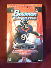 2014 BOWMAN CHROME FOOTBALL FACTORY SEALED HOBBY BOX AUTOGRAPH IN EVERY BOX