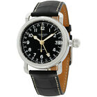 Longines Heritage Automatic Black Dial Stainless Steel Men's Watch L27784530