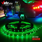 16ft 5M Green LED Light Non Waterproof Lighting Strip SMD 3528 300 LEDs