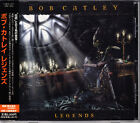 Bob Catley Legends 2000 Japan CD 1st Press With Obi CRCL-4517 OOP HTF Very Rare