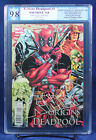 X-men Origins Deadpool (Marvel 2010) PGX (not CGC) 9.8 NM/MT - HTF One Shot