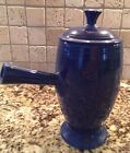 Fiestaware Cobalt Blue Original Demitasse Coffee  Stick Handle Slightly Chipped