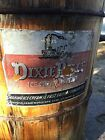 Vintage Dixie Belle Hand Crank Ice Cream Freezer Maker Richmond Cedar Virginia