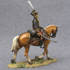Napoleonic Battle Wars 1/3 Hussar Rider Hand Painted Cavalry Toy Soldiers 54mm