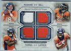 2014 Topps Museum Collection Football Cards 12