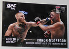 2016 Topps Now UFC MMA Cards 16