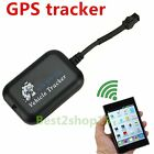 Mini GPS GPRS GSM Tracker car Vehicle SMS Real Time Network Monitor tracking USA