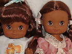 CitiToy Vintage 1994 AA African American vinyl Twin doll Collectors