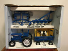 Vintage Ertl Ford Tractor Deluxe Farm Set 1/16 NEW IN BOX
