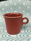 1 Fiestaware Fiesta Ware Paprika Tom & Jerry Mug Ring Handled Cup EUC -2 Avail.