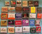 Vintage Las Vegas casino hotel and club matchbooks and others lot