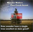 50 Pack Wonder Wafers -car Home Air Fresheners Individually Wrapped All Scents