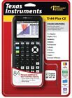 TEXAS INSTRUMENTS TI-84 PLUS CE SILVER EDITION COLOR GRAPHING CALCULATOR - NEW