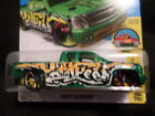 HW HOT WHEELS 2016 HW ART CARS #10/10 CHEVY SILVERADO GREEN HOTWHEELS VHTF