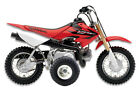 X HONDA CRF50 CRF XR50 Z50 Z50R 50 KIDS YOUTH - TRAINING WHEELS